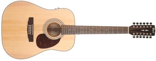 Cort Earth 70-12E OP Dvanásťstrunová elektroakustická gitara