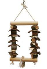 Pe-Pa Přírodní houpačka malá