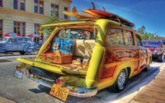 SunsOut Puzzle 300 dielikov XXL dielikov - Woody Wagon