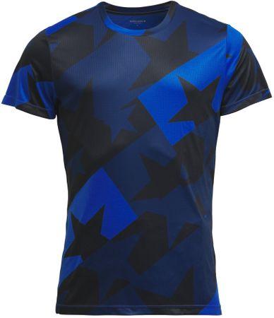 Björn Borg Tee Atos moška športna majica, Tilt Blue, S