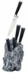 Stoneline Sada nožů v bloku 6 ks EXCALIBUR®