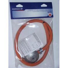Campingaz Sada pro připojení spotřebičů k 5 kg a 10 kg PB lahvi (regulátor, 0,8 m hadice, 2 spony)