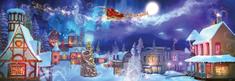 SunsOut Puzzle 500 dielikov XXL dielikov - Christmas Ride