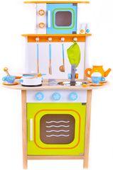 Aga4Kids Dřevěná kuchyňka OLIVE