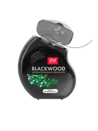 Splat Blackwood zobna nitka