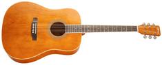 Blond Jackie Akustická kytara