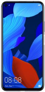 Huawei Nova 5T, veľký displej, FHD+, veľké rozlíšenie, bezrámčekový displej.