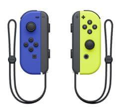 Nintendo Joy-Con kontroler, par, moder/neon rumen (Switch)