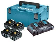 Makita komplet baterij s polnilcem 197626-8