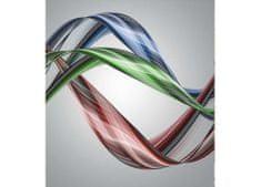 Dimex Fototapeta MS-3-0293 Farebné 3D vlny 225 x 250 cm