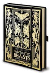Zápisník Fantastická zvířata 2 / Fantastic Beasts 2 (A5)