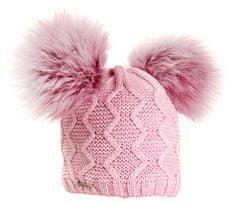 Karpet Dámska čiapka s brmbolcami - ružová
