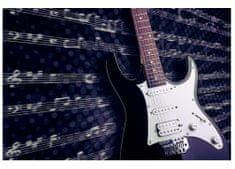 Dimex Fototapeta MS-5-0304 Elektrická gitara 375 x 250 cm