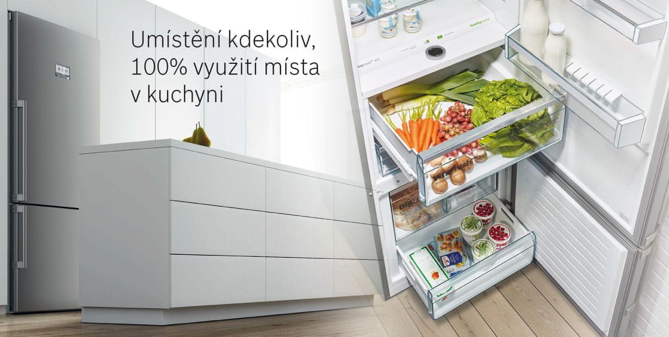 Bosch KGN49AIDP PerfectFit