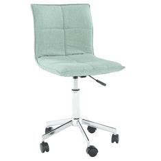 Kancelárska stolička, mentolová, CRAIG