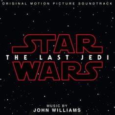 Star Wars Soundtrack / John Williams: The Last Jedi / Poslední Z Jediů (OST, 2018) (2x LP) - LP