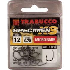 Trabucco Trabucco háčky XS Specimen 15ks