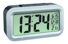 TFA Rádiom riadený digitálny budík s možnosťou podsvietenia TFA 60.2553.01 LUMIO PLUS - farba čierna