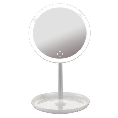 Platinet PMLY7W make-up kozmetično ogledalo, z LED osvetlitvijo