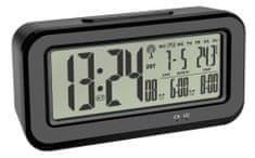 TFA Rádiem řízený digitální budík s automatickým podsvícením TFA 60.2554.01 BOXX