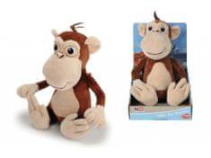Dickie Statečná autíčka - plyšová postava Opice 30 cm