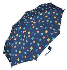 Esprit Składany parasol dziecięcy Mini Letters