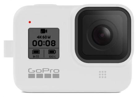 GoPro Sleeve + Lanyard (HERO8 Black), fehér (AJSST-002)