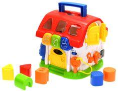Mikro hračky Winfun interaktivna kućica 000772-NL