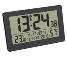 TFA Rádiom riadené hodiny s teplomerom a vlhkomerom TFA 60.2557.01