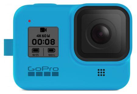 GoPro Sleeve + Lanyard (HERO8 Black), kék (AJSST-003)