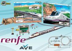 Pequetren Renfe Ave S-102 - osobní vlak