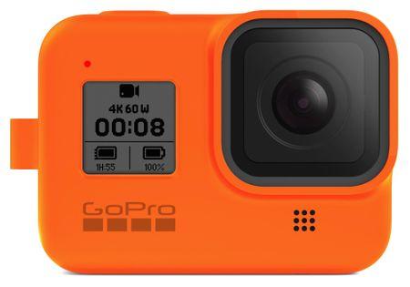 GoPro Sleeve + Lanyard (HERO8 Black), narancssárga (AJSST-004)