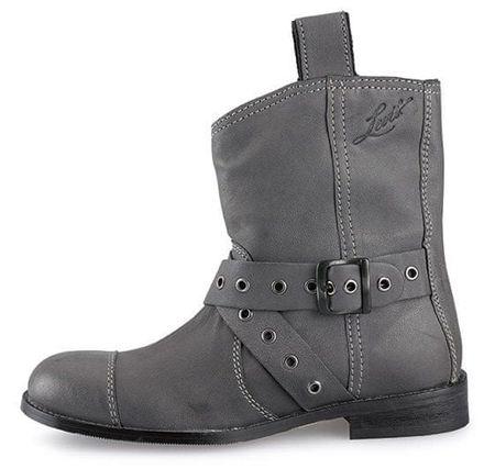 Levi's Dámská módní kotníková obuv - šedá, 38