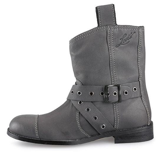 Levi's Dámská módní kotníková obuv - šedá, 36