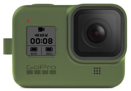 GoPro Sleeve + Lanyard (HERO8 Black), zöld (AJSST-005)