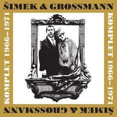 Šimek Miloslav, Grossmann Jiří: Šimek & Grossmann: KOMPLET 1966 - 1971 (17x CD) - CD