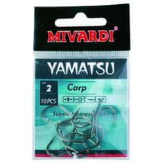 MIVARDI Mivardi Rybářské háčky Yamatsu Carp s očkem