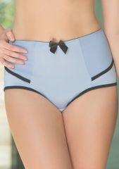 Parfait Dámské kalhotky Parfait 6917 Charlotte Ice Blue + dárek zdarma