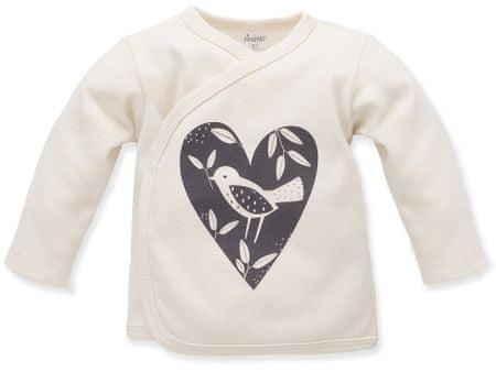 PINOKIO Little Bird dekliška majica, 56, bež