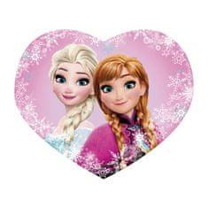 Polštářek Ledové království / Frozen - růžový