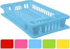 ProGarden Odkapávač na nádobí s tácem 5 barev