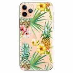 iSaprio Plastový kryt - Pineapple Pattern 02 - iPhone 11 Pro Max