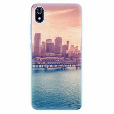 iSaprio Silikonové pouzdro - Morning in a City - Xiaomi Redmi 7A