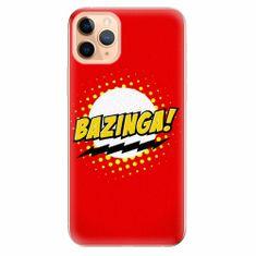 iSaprio Silikonové pouzdro - Bazinga 01 - iPhone 11 Pro Max