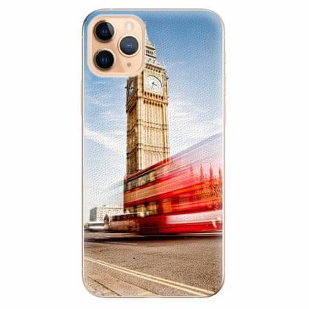 iSaprio Silikonové pouzdro - London 01 - iPhone 11 Pro Max