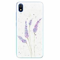 iSaprio Silikonové pouzdro - Lavender - Xiaomi Redmi 7A