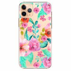 iSaprio Plastový kryt - Flower Pattern 01 - iPhone 11 Pro Max