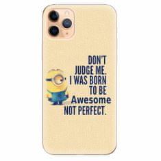 iSaprio Silikonové pouzdro - Be Awesome - iPhone 11 Pro Max