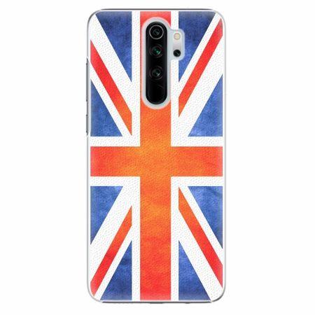 iSaprio Plastový kryt - UK Flag - Xiaomi Redmi Note 8 Pro