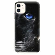 iSaprio Plastový kryt - Black Puma - iPhone 11